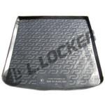 Коврик в багажник Audi A4 универсал (08-) L.Locker