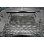 Коврик в багажник BMW 3 touring (E91) 2006-> (полиуретан) - Novline