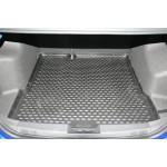 Коврик в багажник CHEVROLET Aveo, 2012-, седан Novline