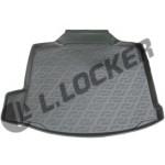 Коврик в багажник Chevrolet Malibu седан (11-) твердый L.Locker