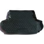 Коврик в багажник Citroen C-Crosser (07-) (пластиковый) L.Locker