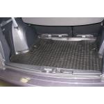 Коврик в багажник CITROEN C-Crosser 2010- длин., кросс. (полиуретан) Novline