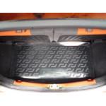 Коврик в багажник Fiat Panda (04-) твердый L.Locker