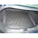 Коврик в багажник Ford Focus II седан (05-) полиуретан (резиновые) L.Locker
