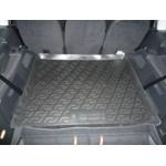 Коврик в багажник Ford Galaxy (06-) твердый L.Locker