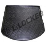 Коврик в багажник Ford Mondeo IV Turnier (07-) полиуретан (резиновые) L.Locker