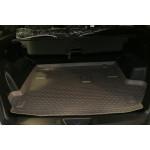 Коврик в багажник GREAT WALL Hover H3, 2010->, кросс. (полиуретан) - Novline