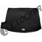 Коврик в багажник Honda Civic 5D IX (12-) полиуретан (резиновые) L.Locker