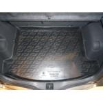 Коврик в багажник Honda Civic хетчбек (06-) твердый L.Locker