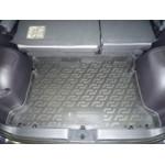 Коврик в багажник Hyundai Matrix (01-) полиуретан (резиновые) L.Locker
