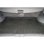 Коврик в багажник HYUNDAI Santa Fe Classic 2001-2006, кросс. (полиуретан) - Novline