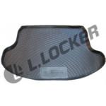 Коврик в багажник Infiniti FX (08-) полиуретан (резиновые) L.Locker