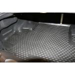 Коврик в багажник JAGUAR XF, 5.0 V8, 2009- седан (полиуретан) Novline