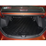 Коврик в багажник Kia Cerato седан (09-) твердый L.Locker
