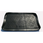 Коврик в багажник Kia Picanto (04-) полиуретан (резиновые) L.Locker