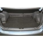 Коврик в багажник KIA Rio, 2011-, седан NOVLINE