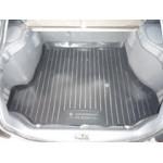 Коврик в багажник Kia Shuma II (98-) твердый L.Locker