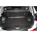 Коврик в багажник KIA Sportage NEW, 2010- кросс. (полиуретан) Novline