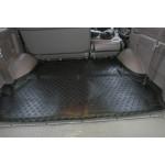 Коврик в багажник LEXUS LX 470 1998-2007, универсал, длин. (полиуретан) Novline