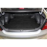 Коврик в багажник LIFAN 620 Solano 2010->, седан (полиуретан) - Novline