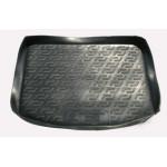 Коврик в багажник Mazda 3 хетчбек (09-) полиуретан (резиновые) L.Locker