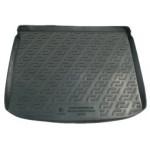 Коврик в багажник Mercedes B-кл. W245 (08-) полиуретан (резиновые) L.Locker