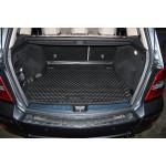 Коврик в багажник MERCEDES-BENZ GLK-Class X204, 2008-, кросс. (полиуретан) Novline
