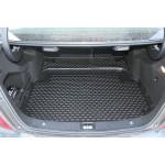 Коврик в багажник MERCEDES-BENZ С-Class W204, 2011- седан Novline