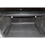 Коврик в багажник MERCEDES-BENZ S-Class W221 2005->, седан (полиуретан) - Novline