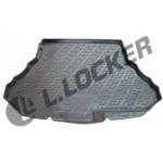 Коврик в багажник MG 350 седан (12-) (пластиковый) Lada Locker