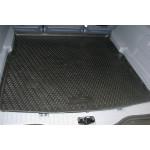 Коврик в багажник NISSAN Qashqai+2 2008-, кросс. (полиуретан) NOVLINE