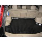 Коврик в багажник Nissan X-Trail (00-07) полиуретан (резиновые) L.Locker