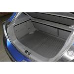 Коврик в багажник OPEL Astra 3D 2004-, хетчбек (полиуретан) Novline