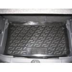 Коврик в багажник Opel Corsa (06-) полиуретан (резиновые) L.Locker