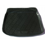 Коврик в багажник Opel Insignia хетчбек (08-) полиуретан (резиновые) L.Locker
