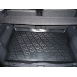 Коврик в багажник Opel Меriva (02-) полиуретан (резиновые) L.Locker