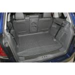 Коврик в багажник OPEL Zafira B 2005-, мв. (полиуретан) Novline