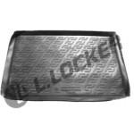 Коврик в багажник Peugeot Partner Tepee (08-) полиуретан (резиновые) L.Locker