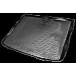 Коврик в багажник Porsche Cayenne (07-) полиуретан (резиновые) L.Locker