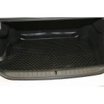 Коврик в багажник RENAULT Latitude, 2,5L, 10/2010- седан (полиуретан) NOVLINE