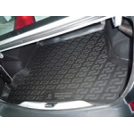 Коврик в багажник Renault Logan увел (04-) полиуретан (резиновые) L.Locker