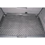 Коврик в багажник SEAT Altea 2004->, универсал (полиуретан) - Novline