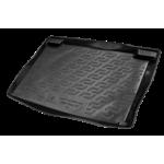 Коврик в багажник Seat Ibiza (08-) полиуретан (резиновые) L.Locker