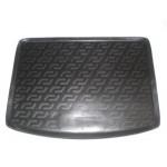 Коврик в багажник Seat Leon (05-) полиуретан (резиновые) L.Locker