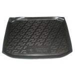 Коврик в багажник Skoda Fabia (99-07) полиуретан (резиновые) L.Locker