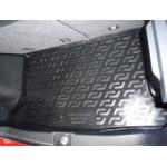 Коврик в багажник Suzuki SX4 хетчбек (06-) полиуретан (резиновые) L.Locker
