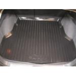 Коврик в багажник Toyota Avensis универсал (02-08) твердый L.Locker