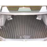 Коврик в багажник Toyota Соrоlla седан (02-07) полиуретан (резиновые) L.Locker