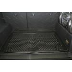 Коврик в багажник Toyota FJ-Cruiser, 2006-> (полиуретан) - Novline
