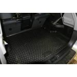 Коврик в багажник для Тойота Highlander, 2010->, внед. длин. (полиуретан) - Novline